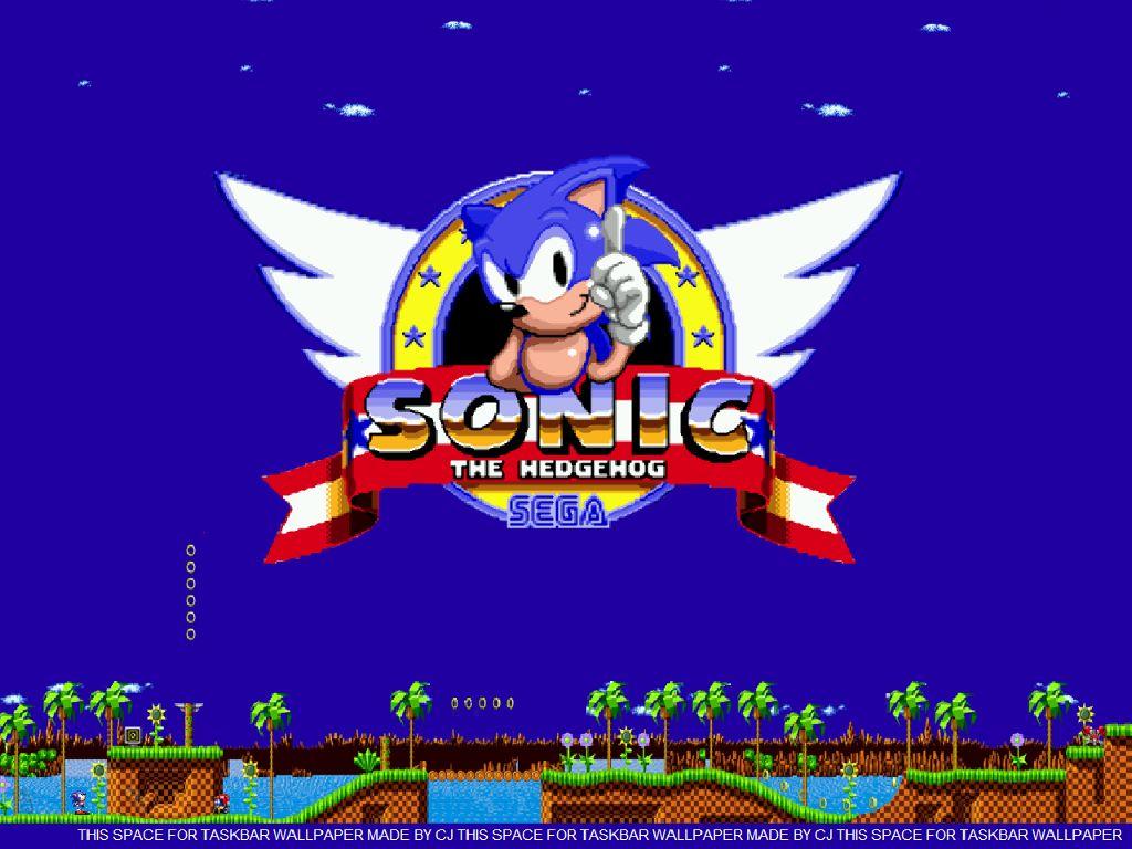 Games Wallpaper: Sonic the Hedgehog