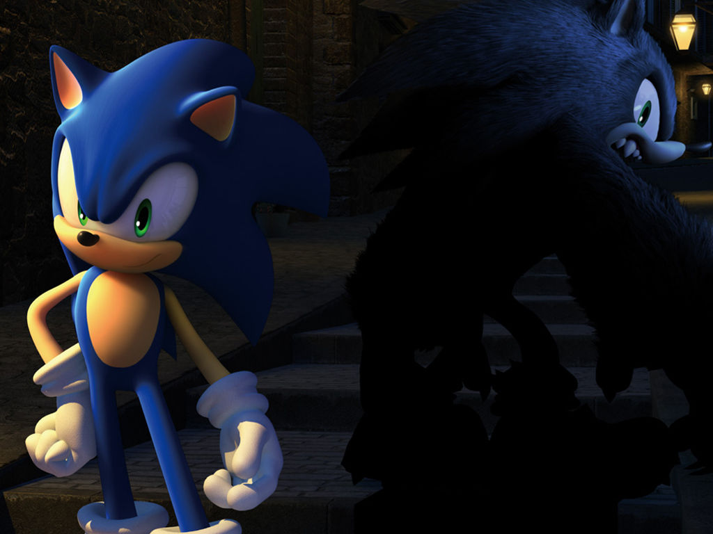 Games Wallpaper: Sonic Unleashed