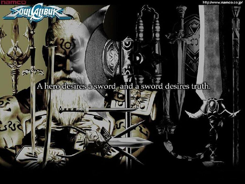 Games Wallpaper: Soul Calibur