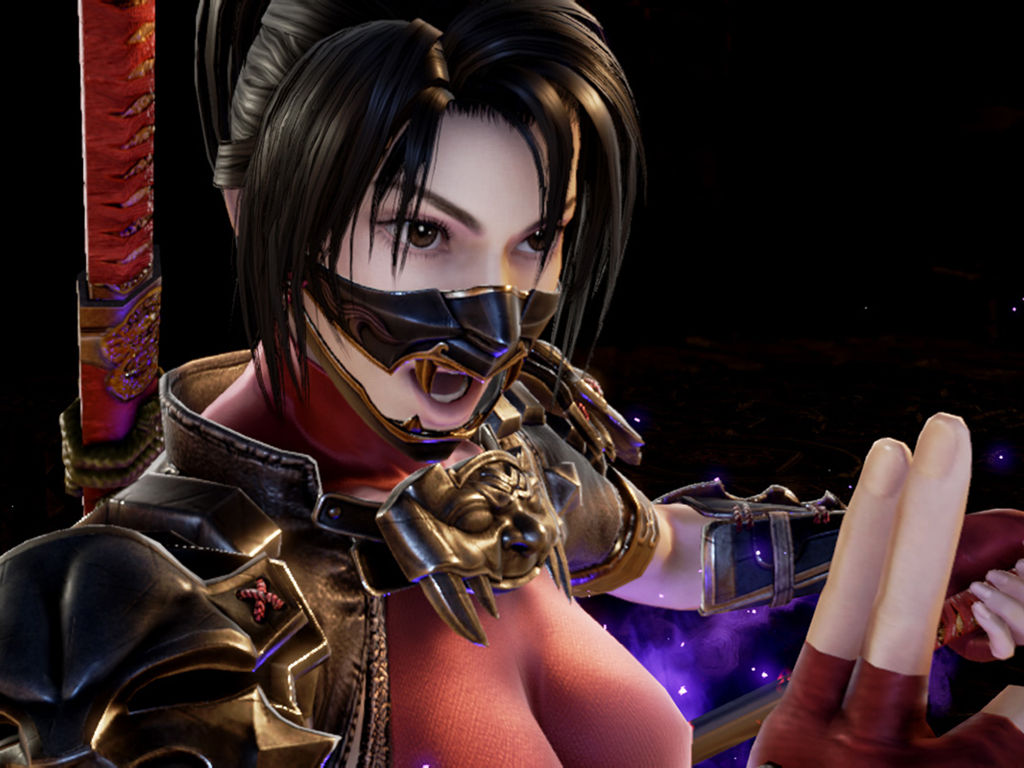 Games Wallpaper: Soulcalibur VI - Taki