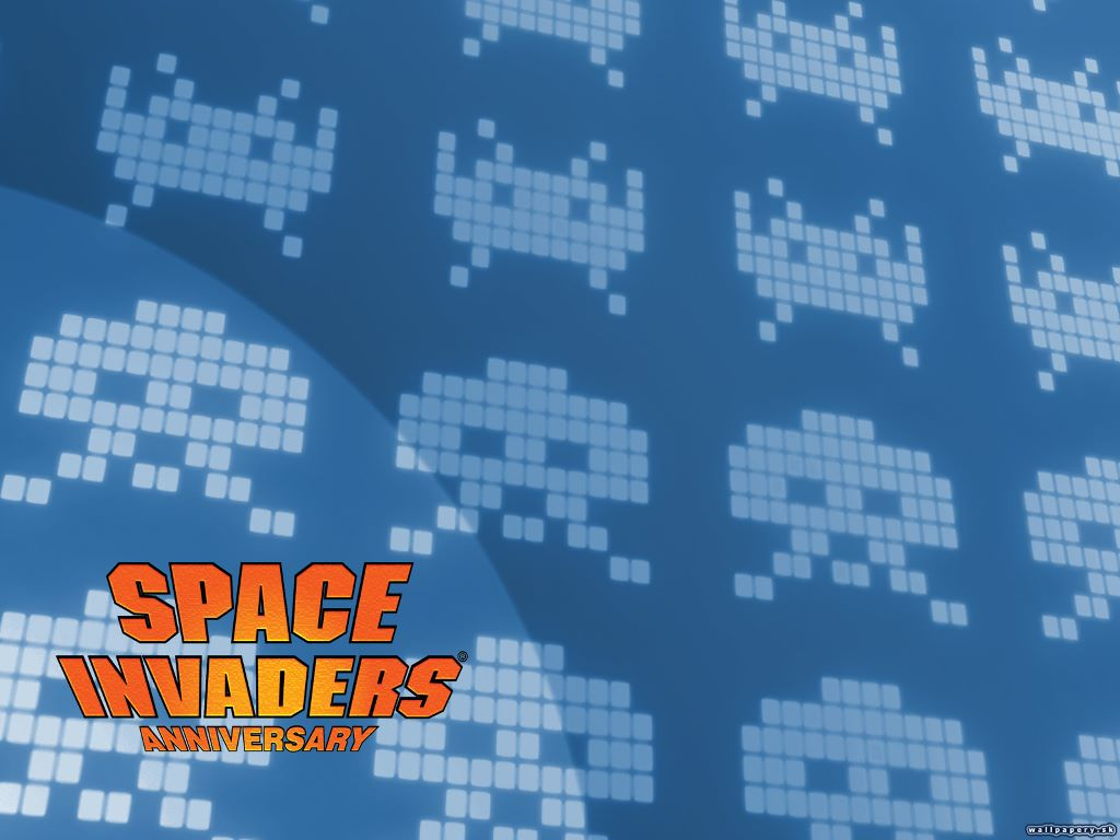 Games Wallpaper: Space Invaders