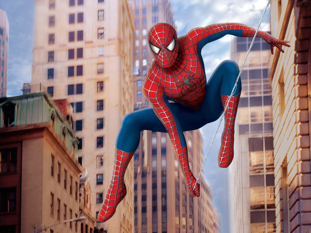 Games Wallpaper: Spider-Man 2 - The Game