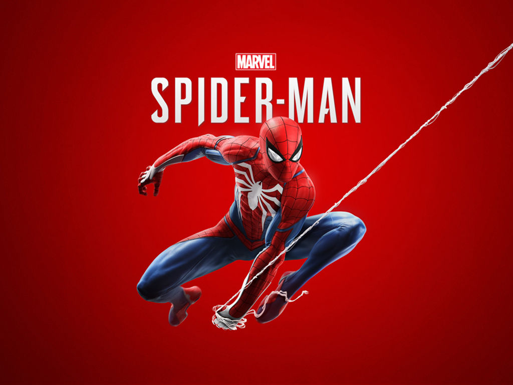 Games Wallpaper: Spider-Man