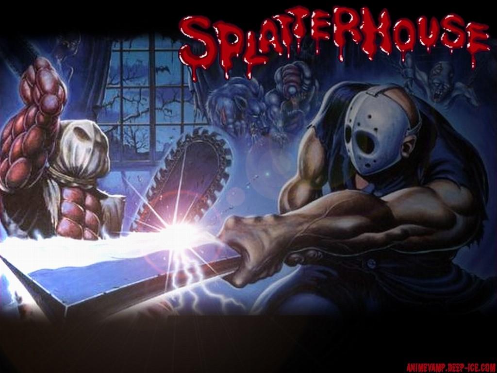 Games Wallpaper: Splatterhouse