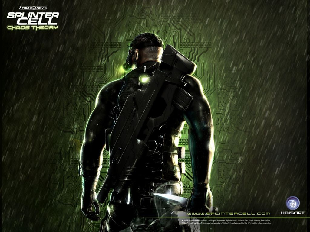 Games Wallpaper: Splinter Cell - Chaos Theory