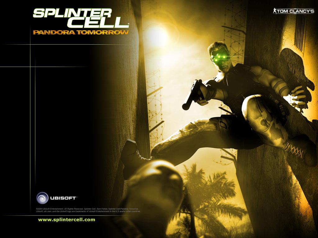 Games Wallpaper: Splinter Cell - Pandora Tomorrow