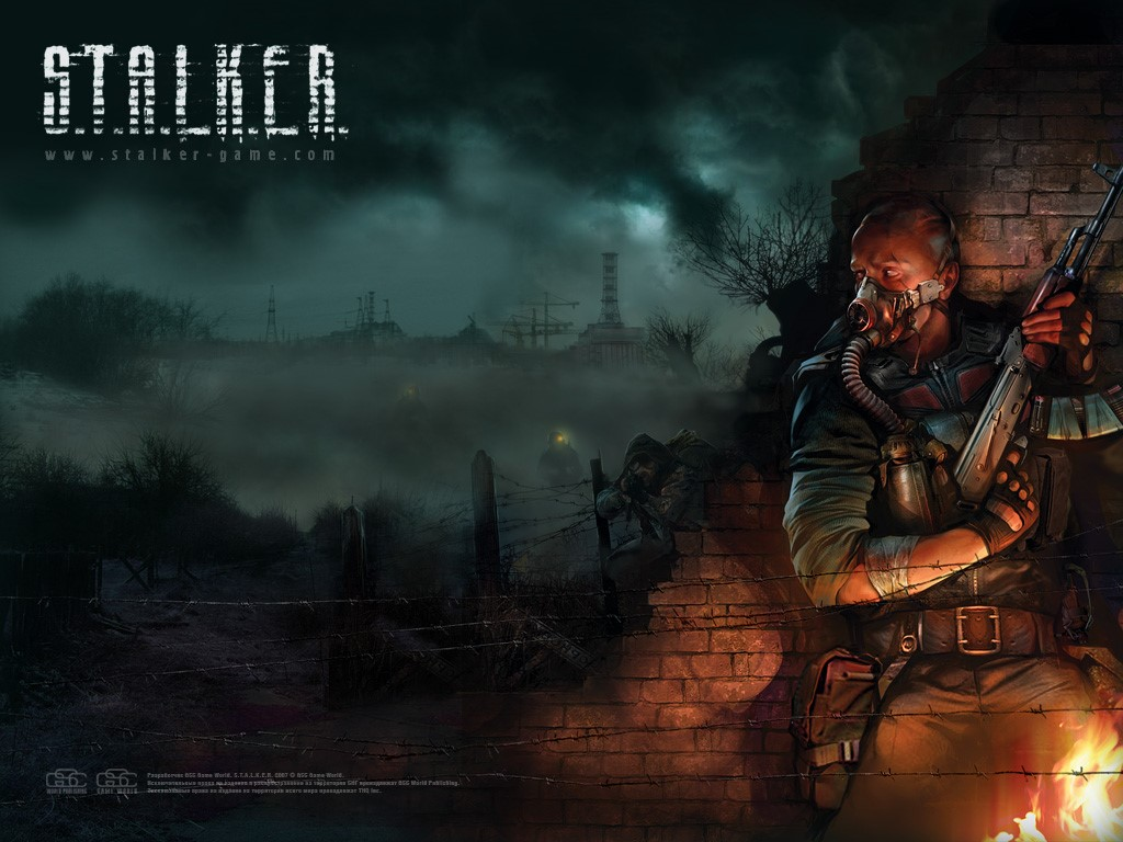 Games Wallpaper: S.T.A.L.K.E.R. - Shadow of Chernobyl