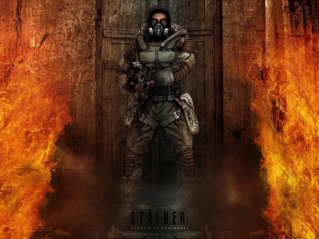 Games Wallpaper: S.T.A.L.K.E.R. - Shadow of Chernobyl
