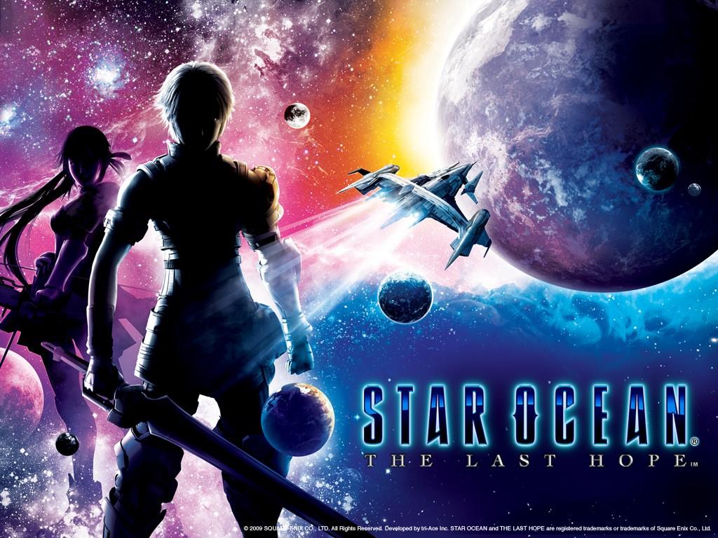 Games Wallpaper: Star Ocean