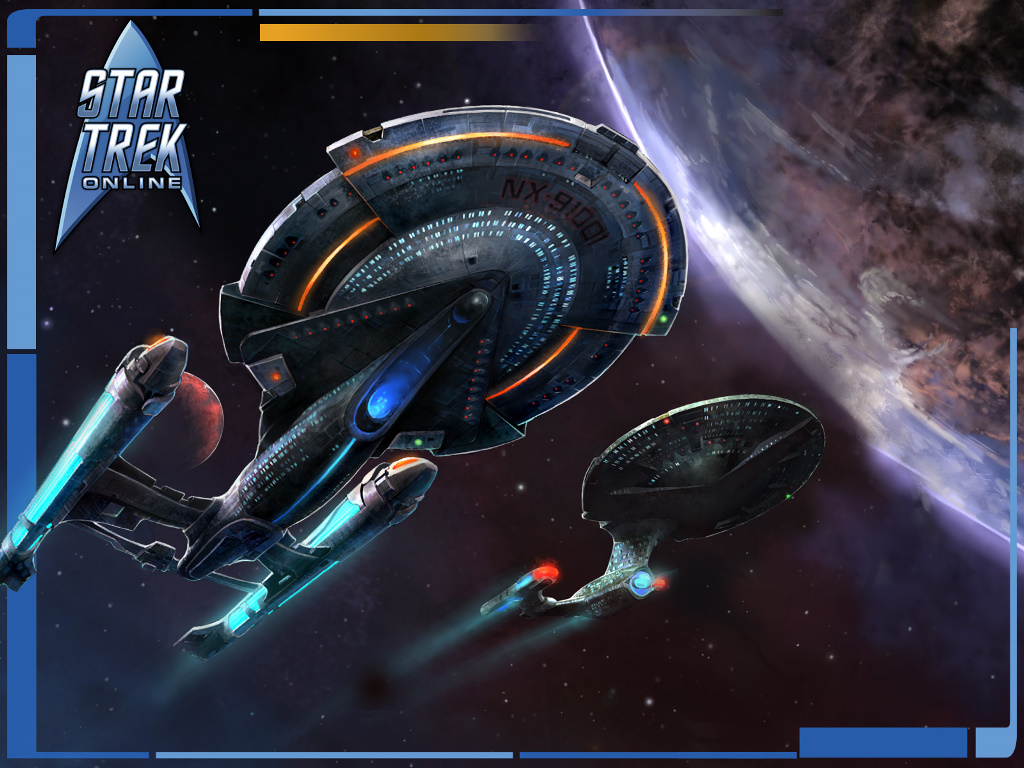 Games Wallpaper: Star Trek Online