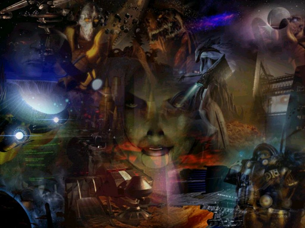 Games Wallpaper: Starcraft - Legacy