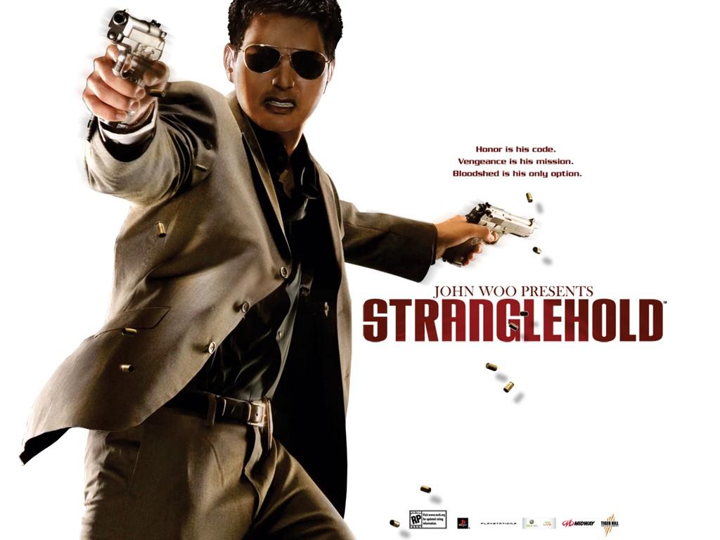 Games Wallpaper: Stranglehold