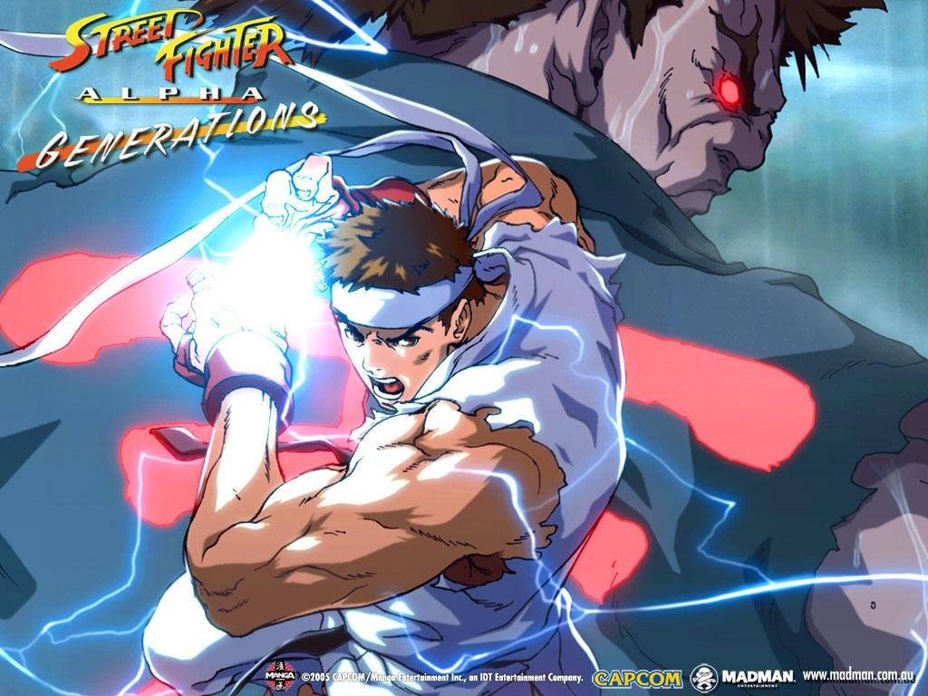 Games Wallpaper: Street Fighter