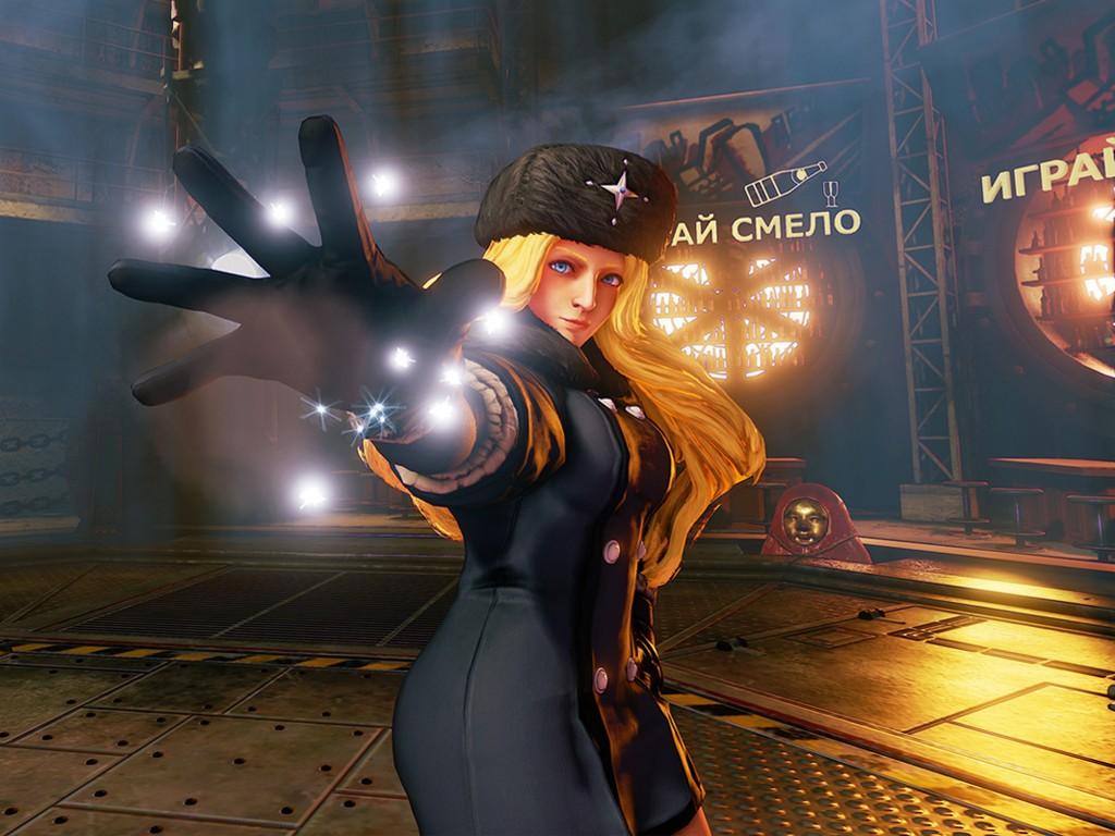 Games Wallpaper: Street Fighter V - Kolin