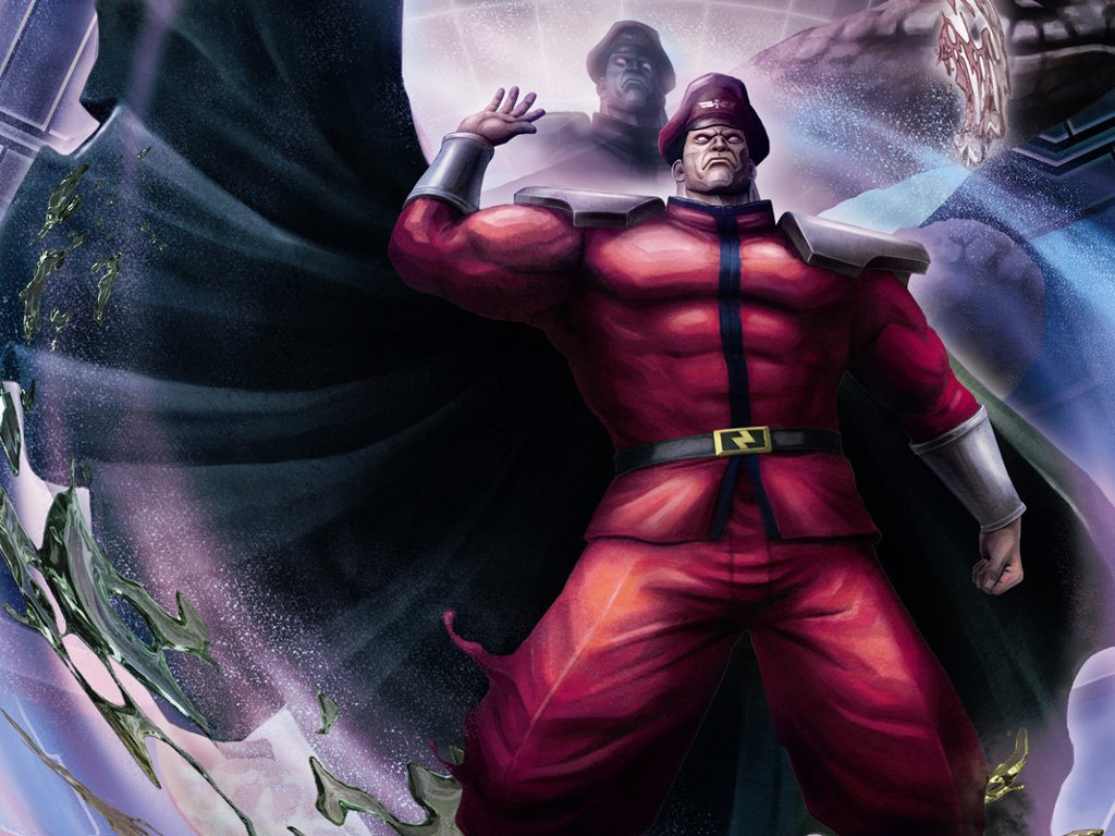 Games Wallpaper: Street Fighter X Tekken