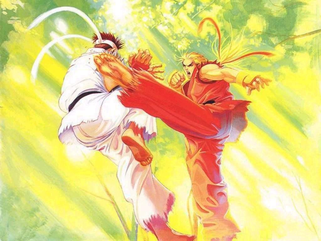 Papel de Parede Gratuito de Jogos : Street Fighter