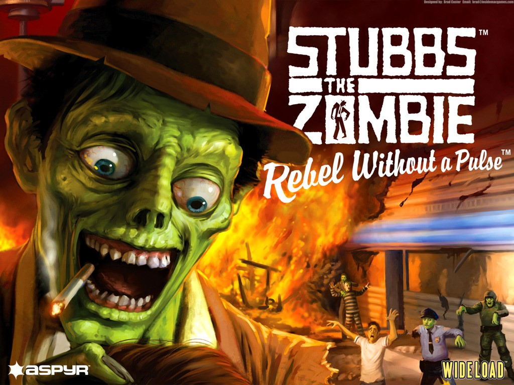 Games Wallpaper: Stubbs the Zombie