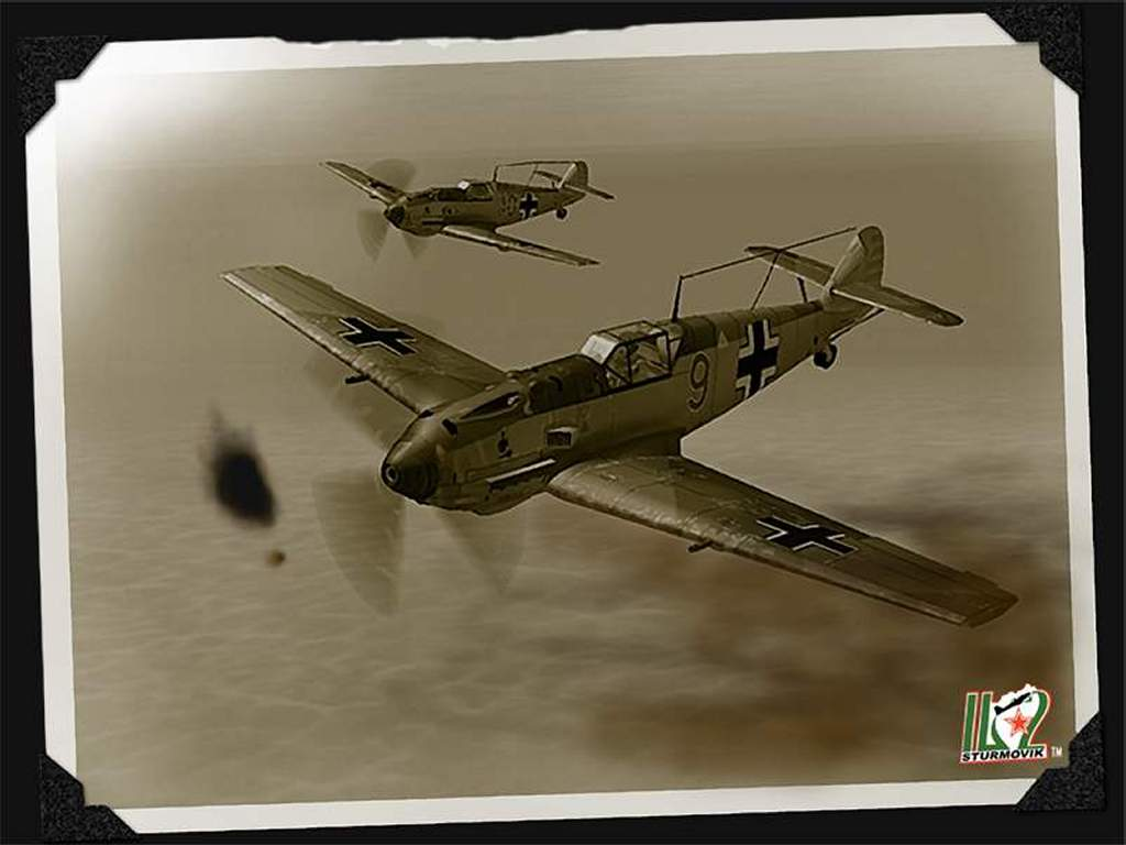 Games Wallpaper: IL2 - Sturmovik