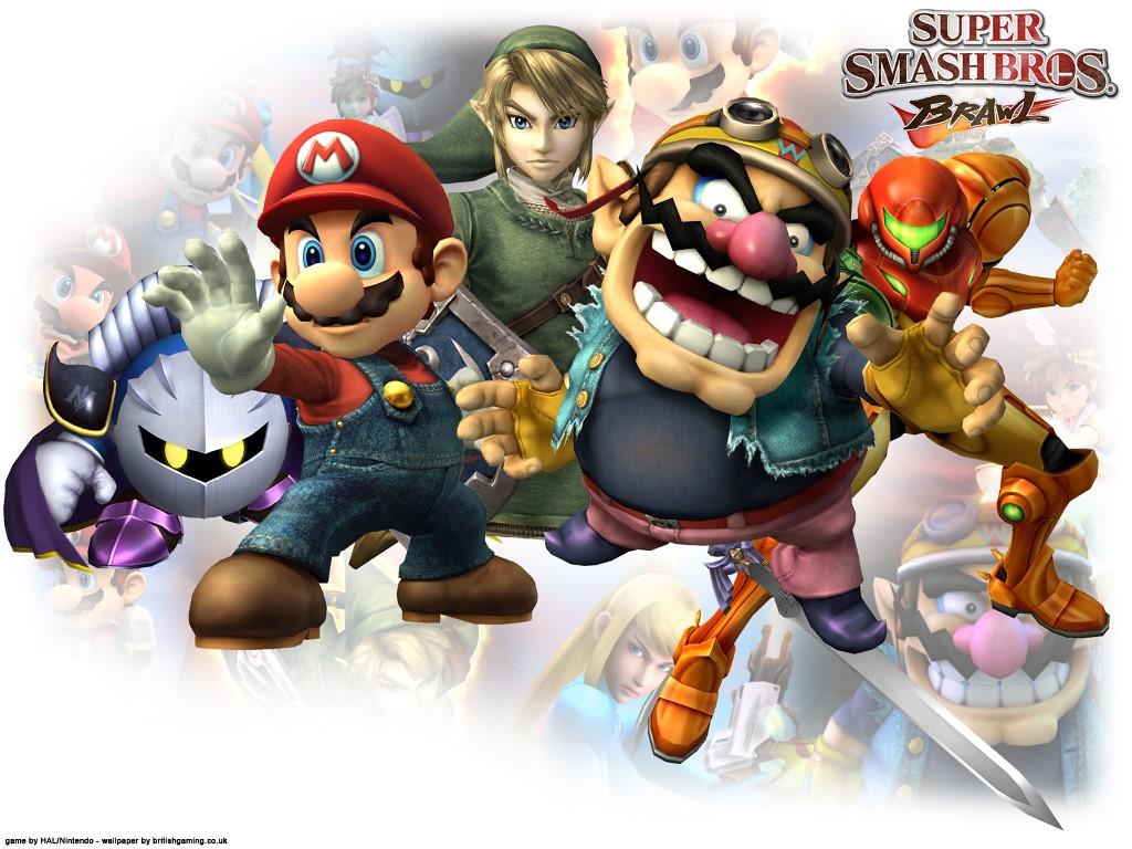 Games Wallpaper: Super Smash Bros Brawl