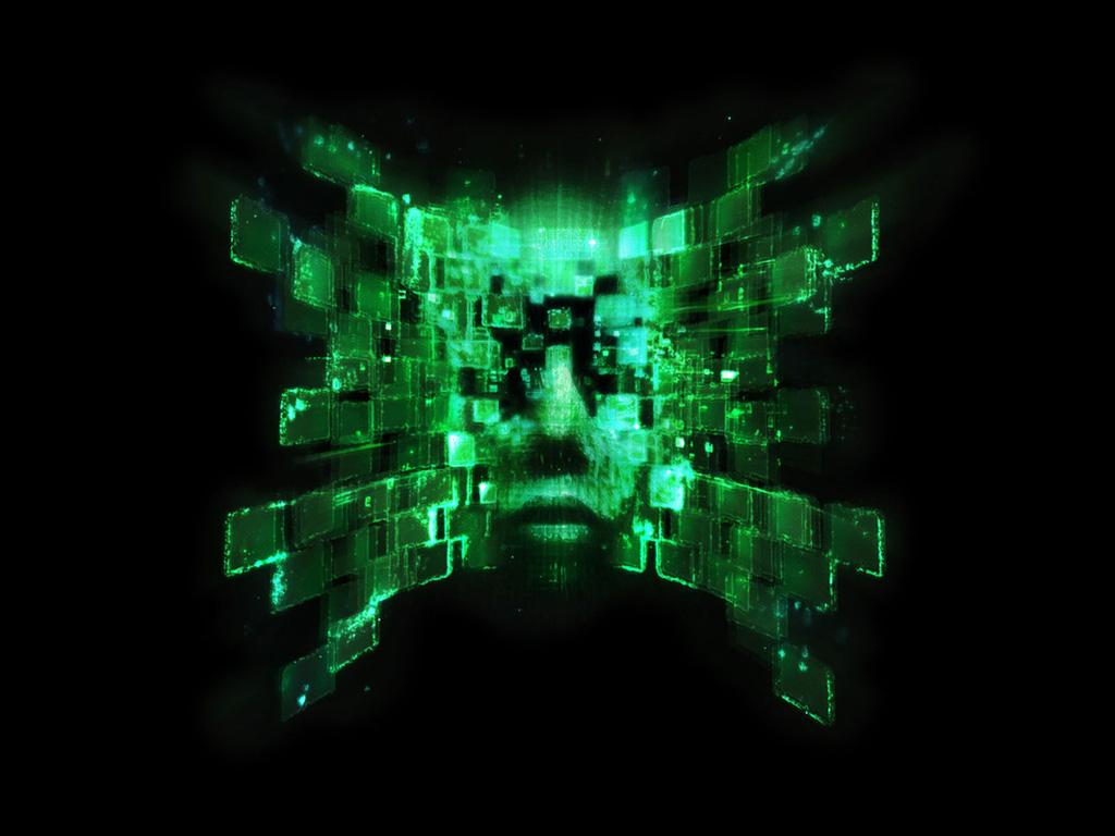 Games Wallpaper: System Shock 3