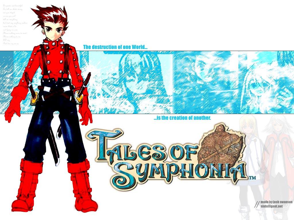 Games Wallpaper: Tales of Symphonia