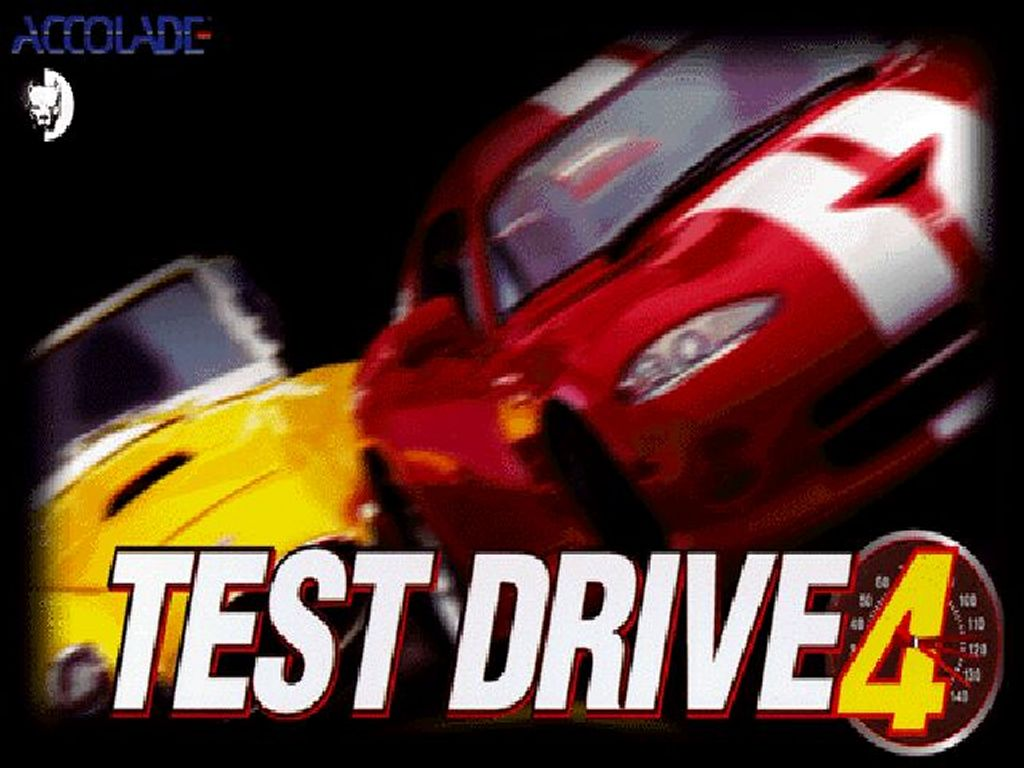 Games Wallpaper: Test Drive 4