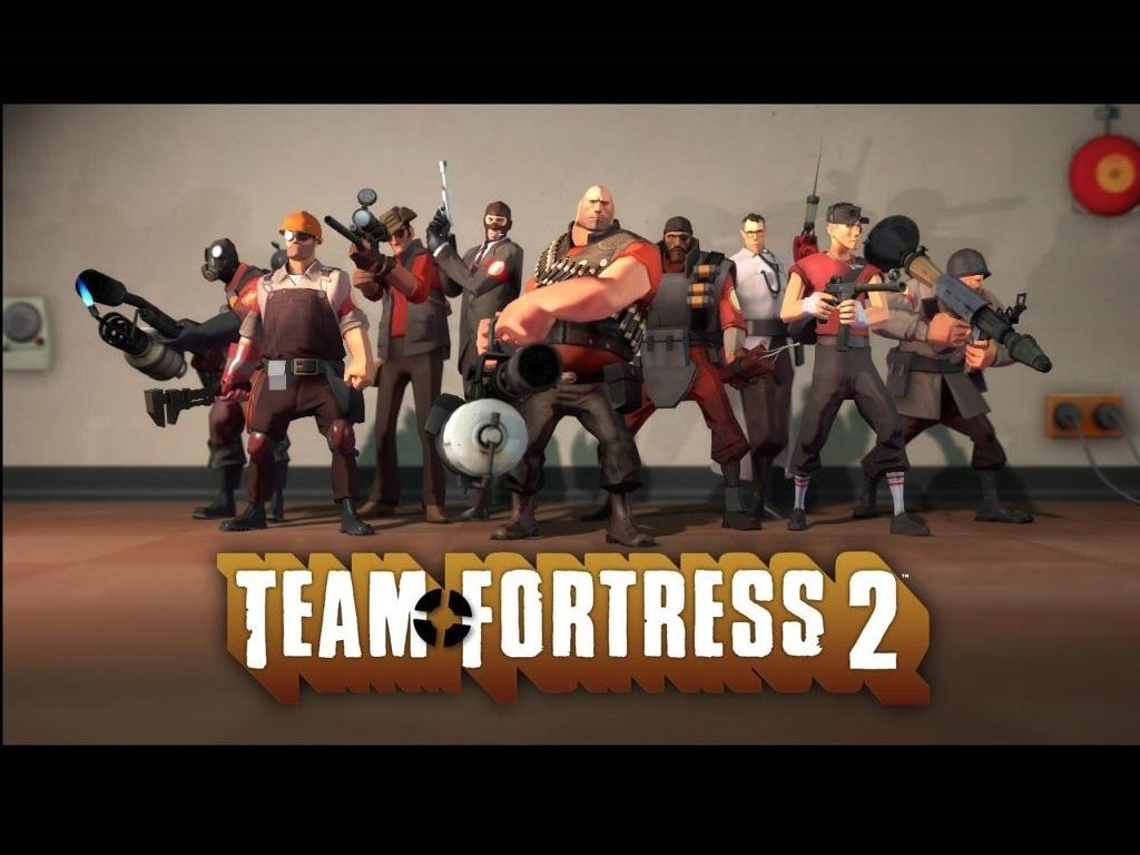 Games Wallpaper: Team Fortress 2