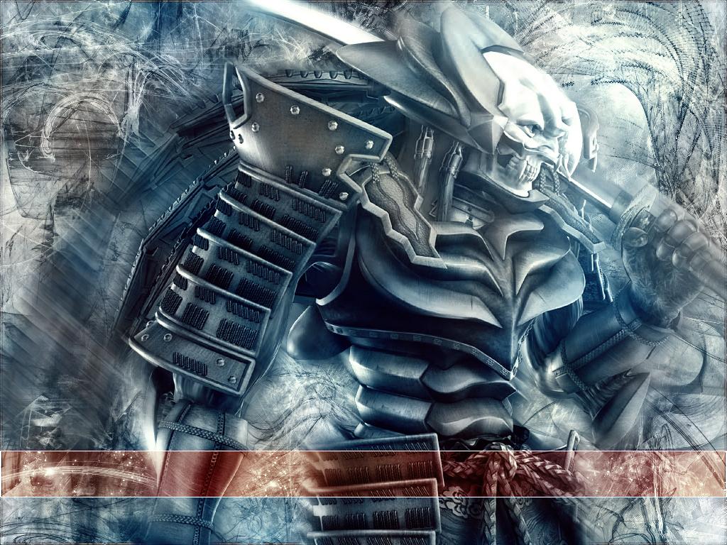 Games Wallpaper: Tekken 5 - Yoshimitsu
