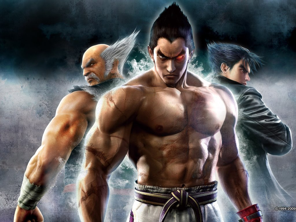 Games Wallpaper: Tekken 6