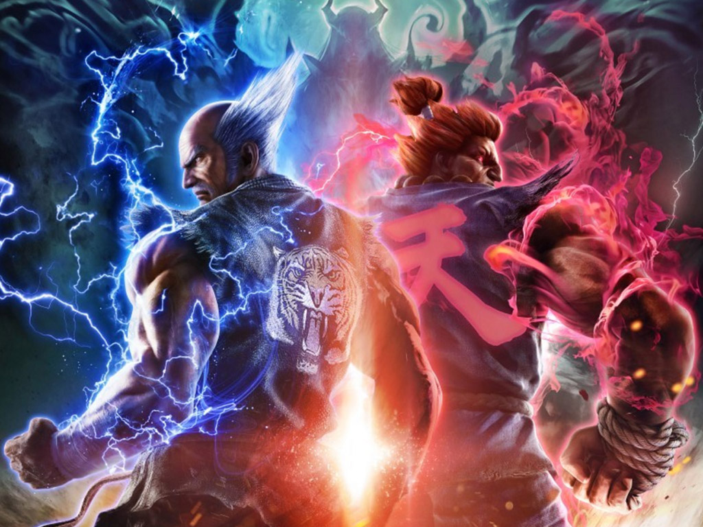Games Wallpaper: Tekken 7