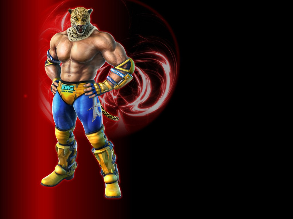 Games Wallpaper: Tekken 7