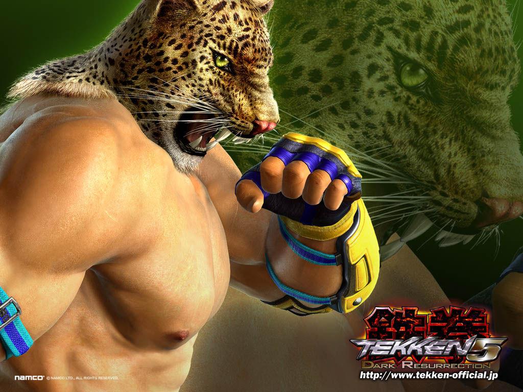 Games Wallpaper: Tekken - Dark Resurrection