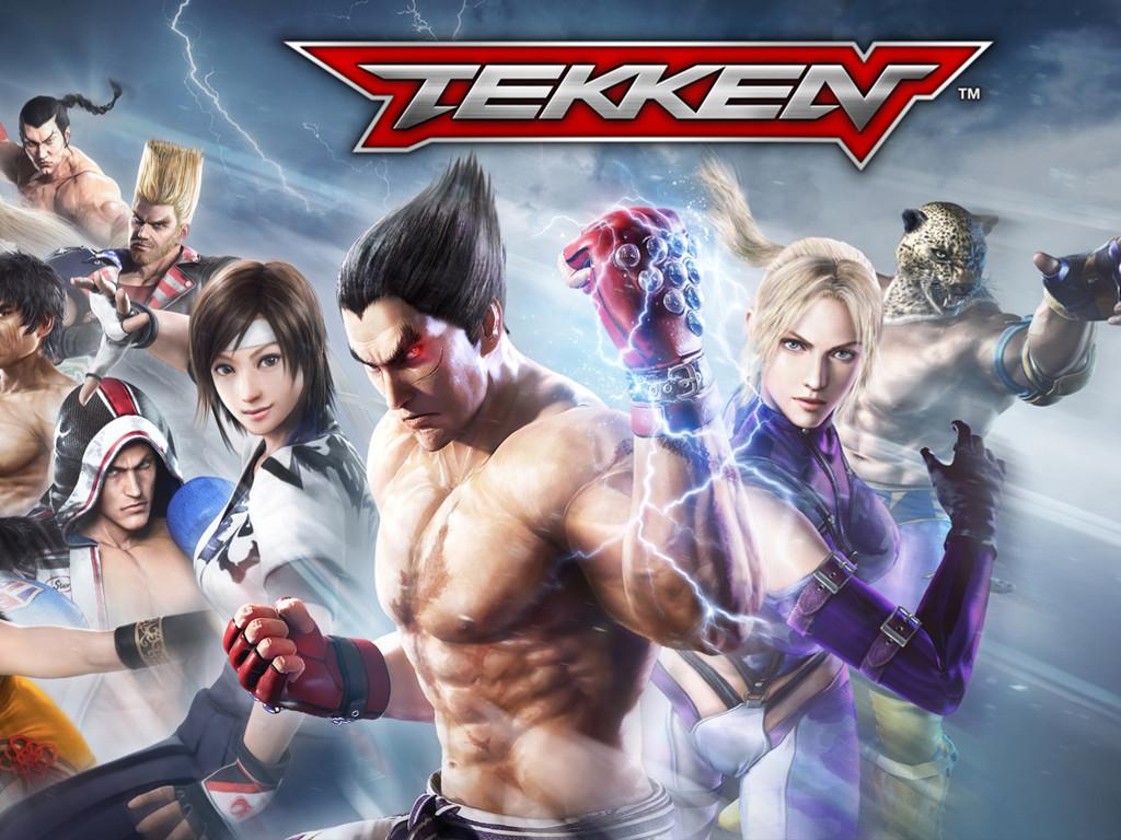 Games Wallpaper: Tekken Mobile