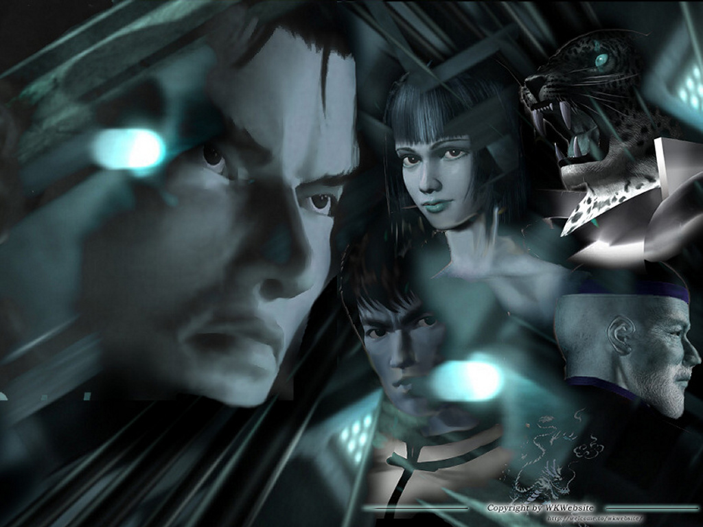 Games Wallpaper: Tekken Tag