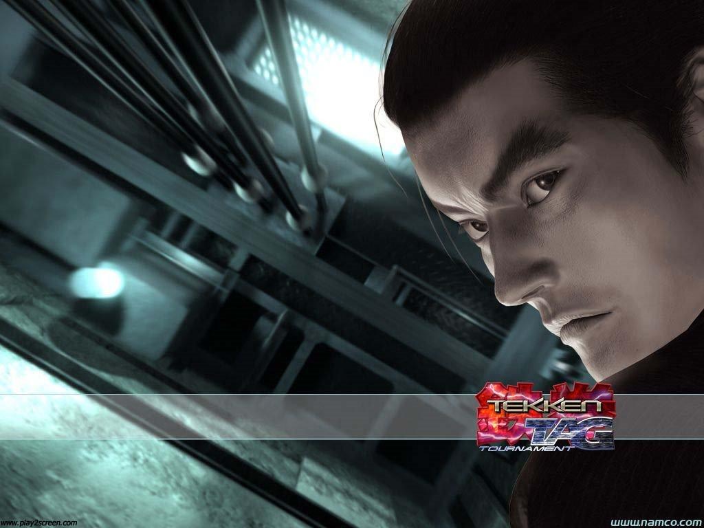 Games Wallpaper: Tekken Tag Tournament