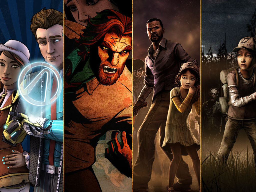 Games Wallpaper: Telltale Games