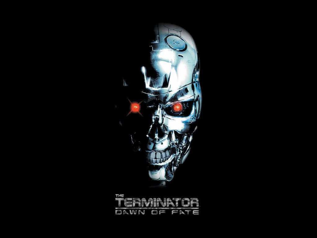 Games Wallpaper: Terminator - Dawn of Fate