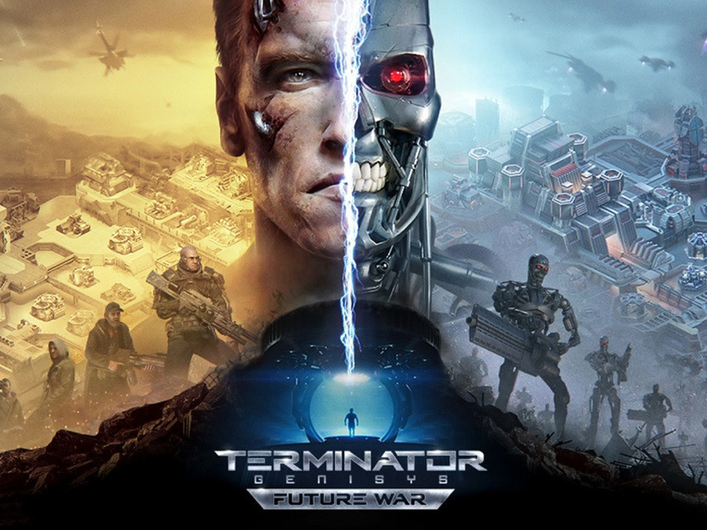 Games Wallpaper: Terminator Genesys - Future War