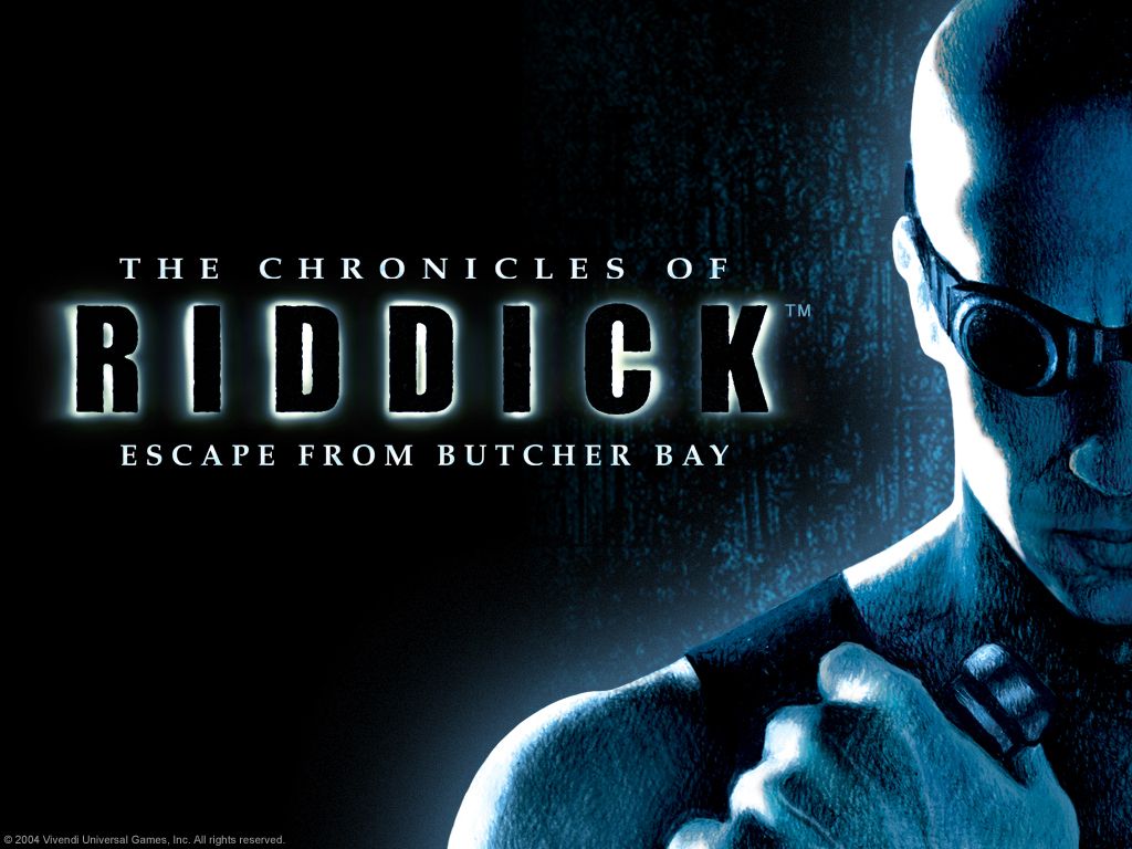 Games Wallpaper: The Chronicles of Riddick - Escape from Butcher Bay