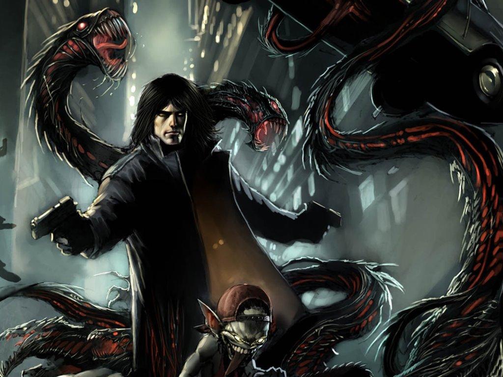 Games Wallpaper: The Darkness II