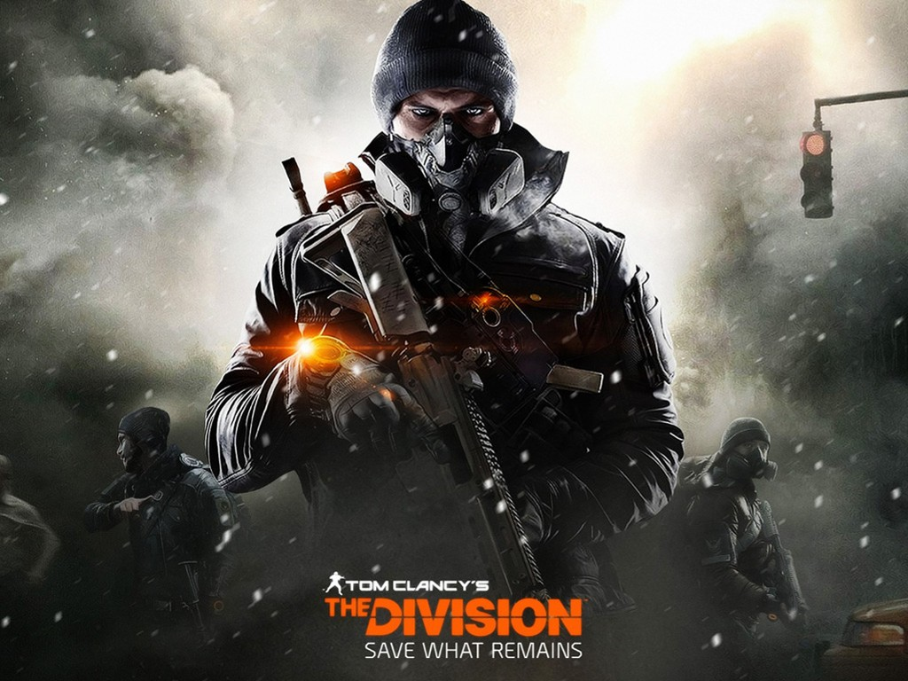 Games Wallpaper: The Division