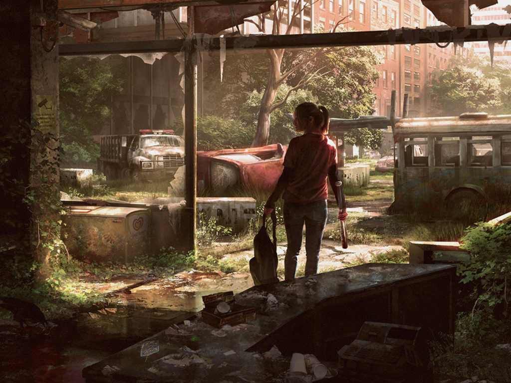 Games Wallpaper: The Last of Us
