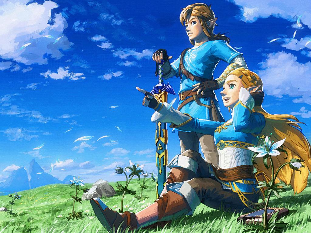 Games Wallpaper: The Legend of Zelda - Breath of the Wild