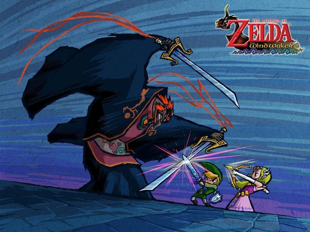 Games Wallpaper: The Legend of Zelda - The Wind Waker