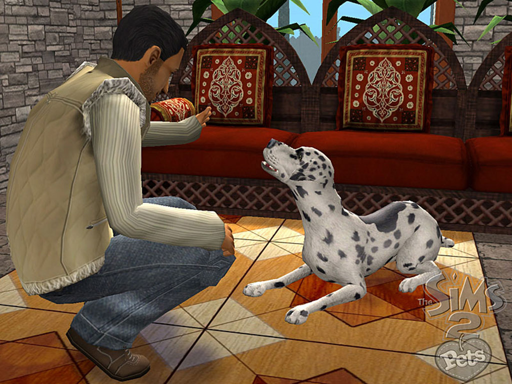 Games Wallpaper: The Sims 2 - Pets