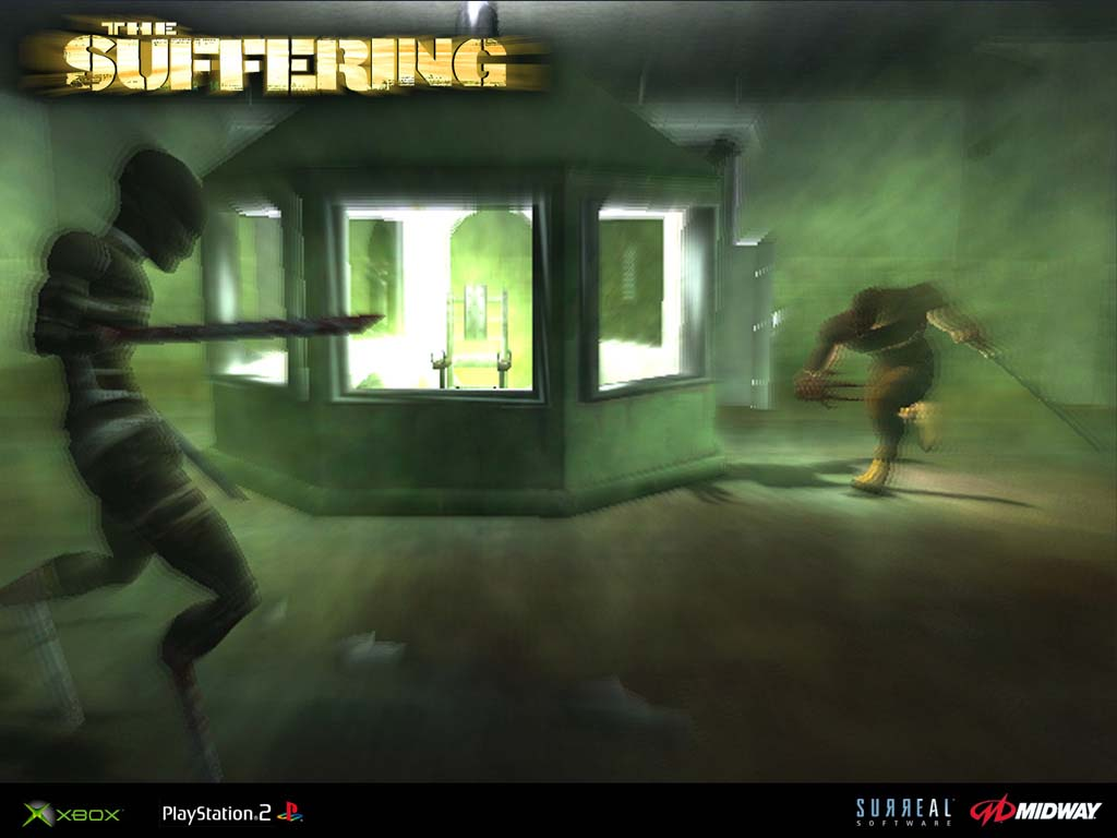 Games Wallpaper: The Suffering