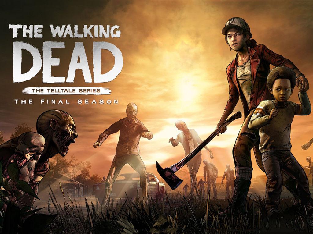 Games Wallpaper: The Walking Dead - The Final Season