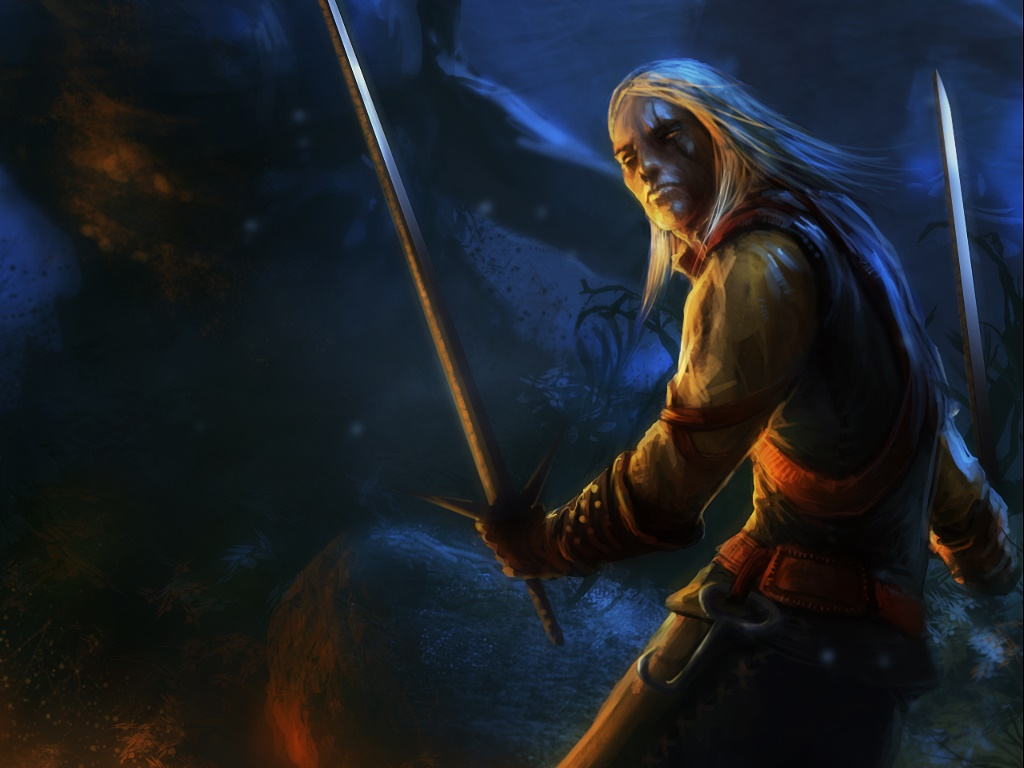 Games Wallpaper: The Witcher