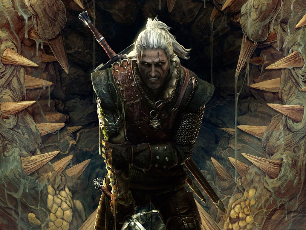 Games Wallpaper: The Witcher 2