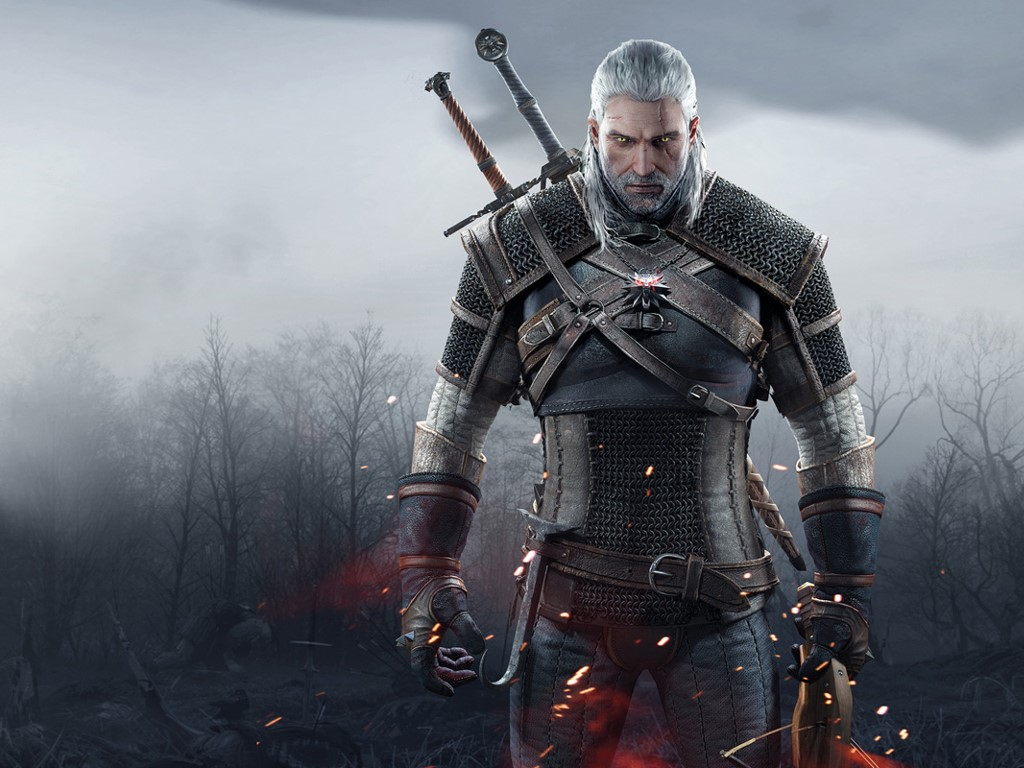 Games Wallpaper: The Witcher 3